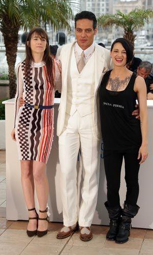 #CharlotteGainsburg #GabrielGarko #AsiaArgento #Cannes2014: le pagelle ai look dei protagonisti: Foto - Di•Lei - Donne