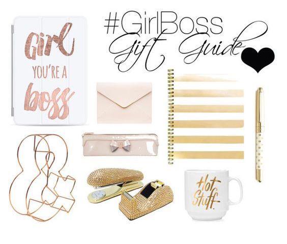 Holiday Gift Guide   #GirlBoss