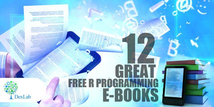 Twelve Great Free R Programming E-books