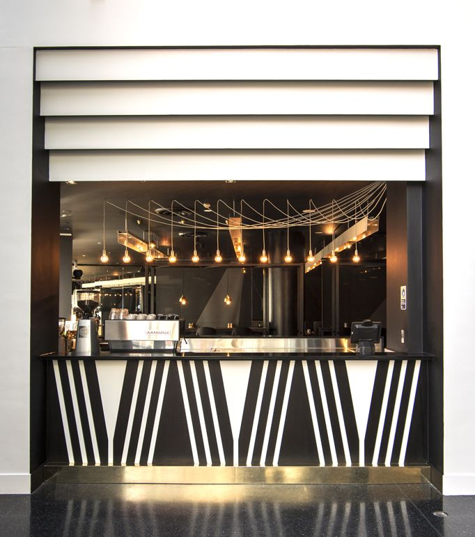 LK_Walsh Bay Kitchen_02 (682×770) · Reception CounterBar CounterCounter  DesignRestaurant ...