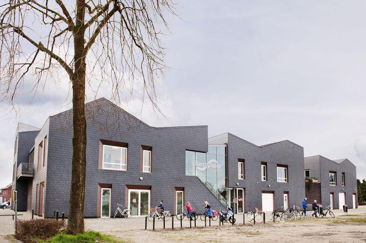 Dorpscentrum De Berchplaets te Berghem. Fotografie: Madeleine Sars