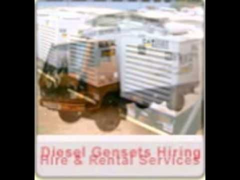 Industrial Diesel Mobile Generator for Rent in Bangalore-you tube-call n...
