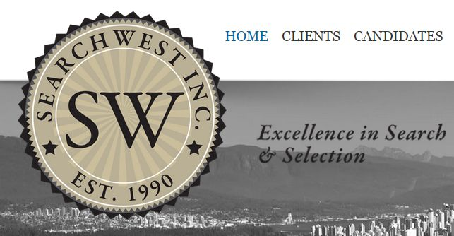 Headhunter and Recruiter in Vancouver BC Canada. Executive search firm and recruitment agency