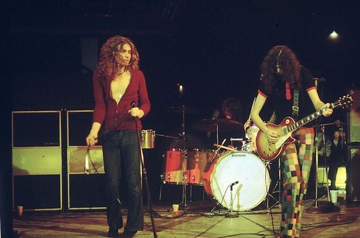 Previously unseen photographs of Led Zeppelin in Germany are published in a new book - Led Zeppelin News