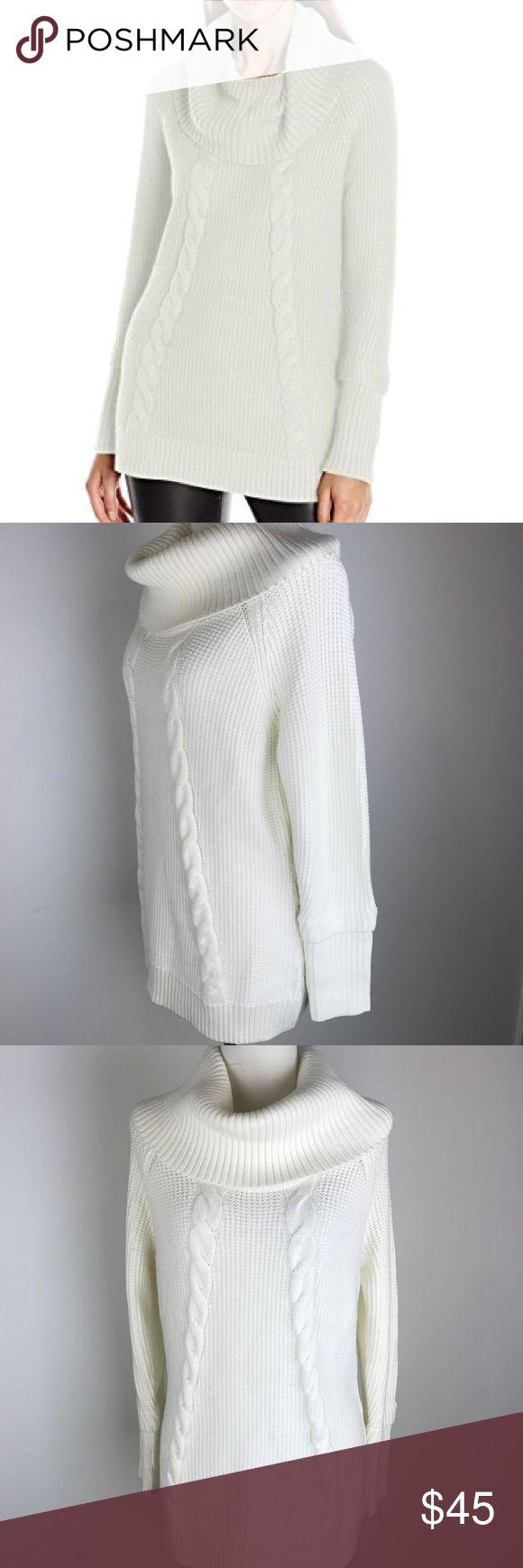 Calvin Klein Women's Cowl Neck Sweater Calvin Klein Women's Cowl Neck Sweater W/ Thermal Stitch. Calvin Klein Sweaters Cowl & Turtlenecks