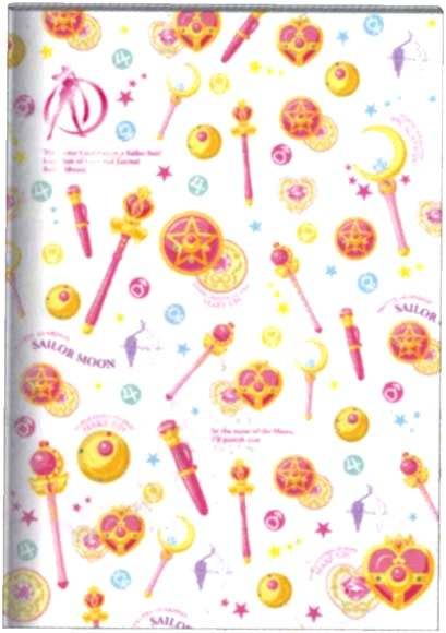 Sailor Moon item notebook! http://www.moonkitty.net/reviews-buy-sailor-moon-stationary-books-bags.php #SailorMoon