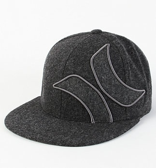 Pac Sun: Hurley Resisted Wool Flex Hat