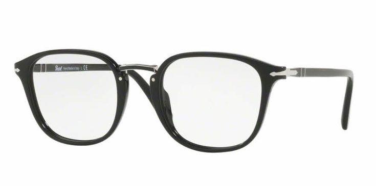Persol PO3187V Eyeglasses | 50% Off Lens Promotion + 50% OFF Eyeglass Lenses - Ends Soon! | Prescription lenses, designer frame, Price Match Guarantee