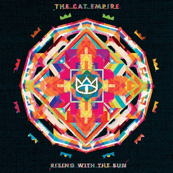 The Cat Empire - Rising With The Sun, can't stop listening!