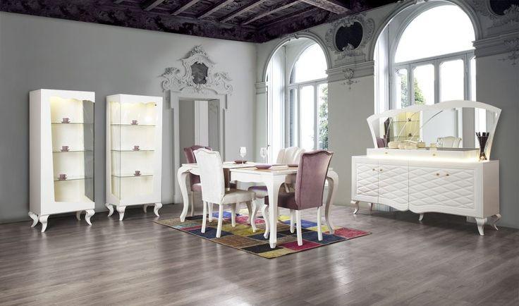 Lucca Yemek Odası