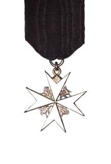 Officer of the Order of St John obverse view