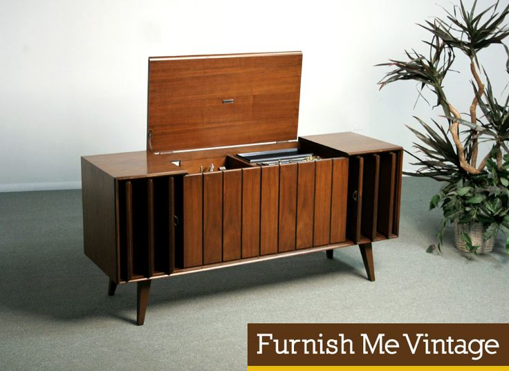 Vintage Tv Stereo Console – HD Wallpapers