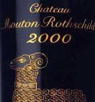 Mouton Rothschild 2000 (750ML)