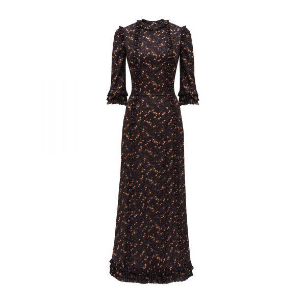 The Vampire's Wife Black Liberty Dress