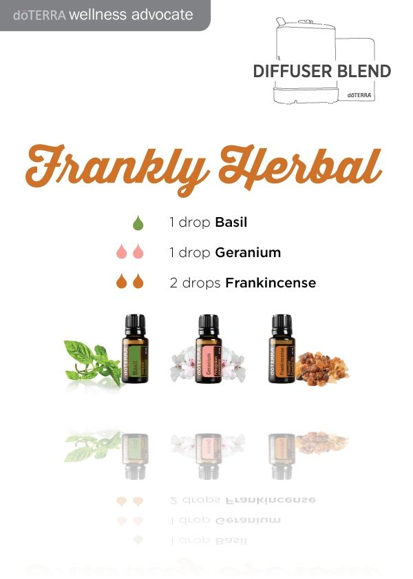 Frankincense essential oil benefits from your diffuser