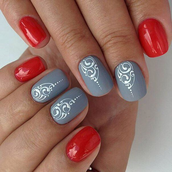 Маникюр. Дизайн ногтей. Art Simple Nail