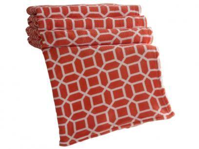 Manta Microfibra Casal Corttex Octogono - 1 Peça com as melhores condições você encontra no Magazine Modernaefeminina. Confira! R$ 59,00  #Cobertor #Inverno R$ 59,00