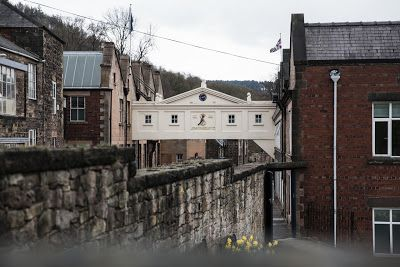 The Mill a craftsmen knitting factory since 1784, great to be part of that History