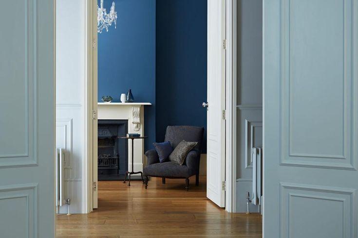 Interni a colori. Combinando tre o quattro colori si crea un maggior impatto visivo e un look più sofisticato. Per massimizzare la luce e lo spazio, si consiglia di utilizzare il colore più chiaro sulla superficie più estesa.