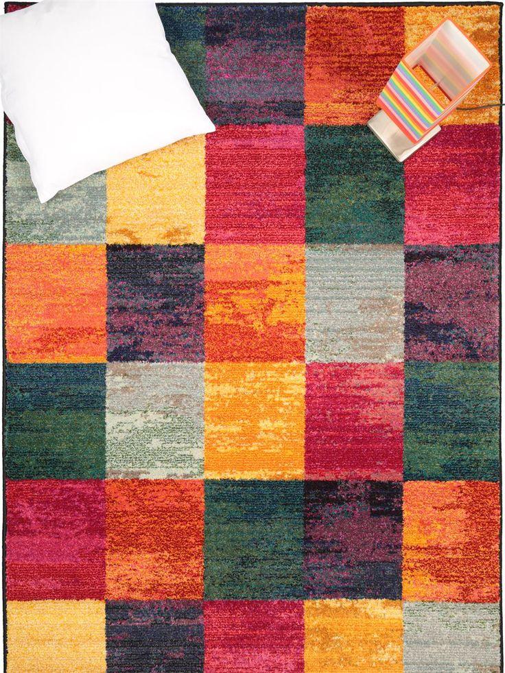 Für trostlose Böden super geeignet: Teppich Liguria von benuta. #benuta #teppich #interior #rug #popart