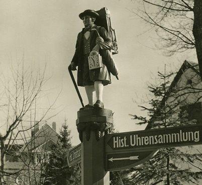 Startseite- Deutsche Uhrenstrasse