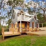 Dragonfly Cottage - Storybook Designer Kit Homes Australia