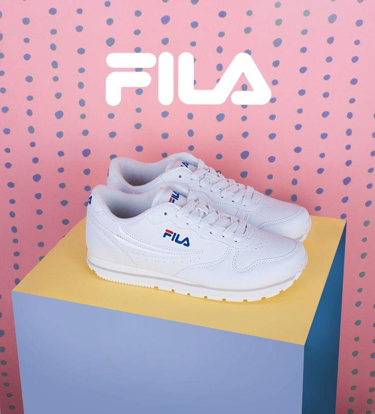 """FILA Orbit """"White/White"""" - EU Kicks: Sneaker Magazine"""