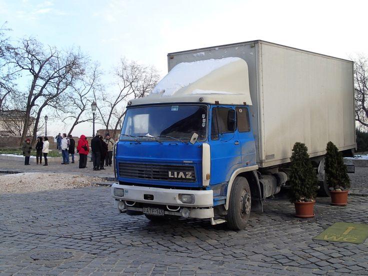 LIAZ of Czech Rep