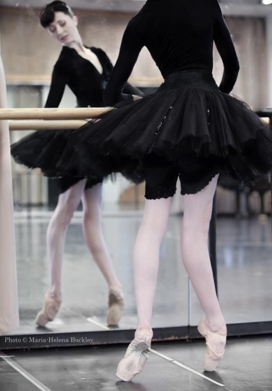 Isabelle Ciaravola, étoile of POB, and her amazing legs. Photo (c) Maria-Helena Buckley//