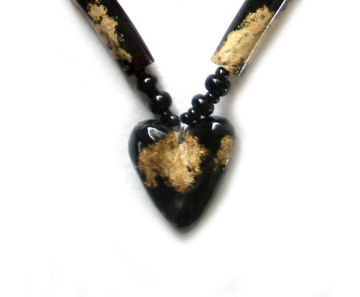 11 best i 3 black coral jewelry images on pinterest coral black coral necklace mozeypictures Images