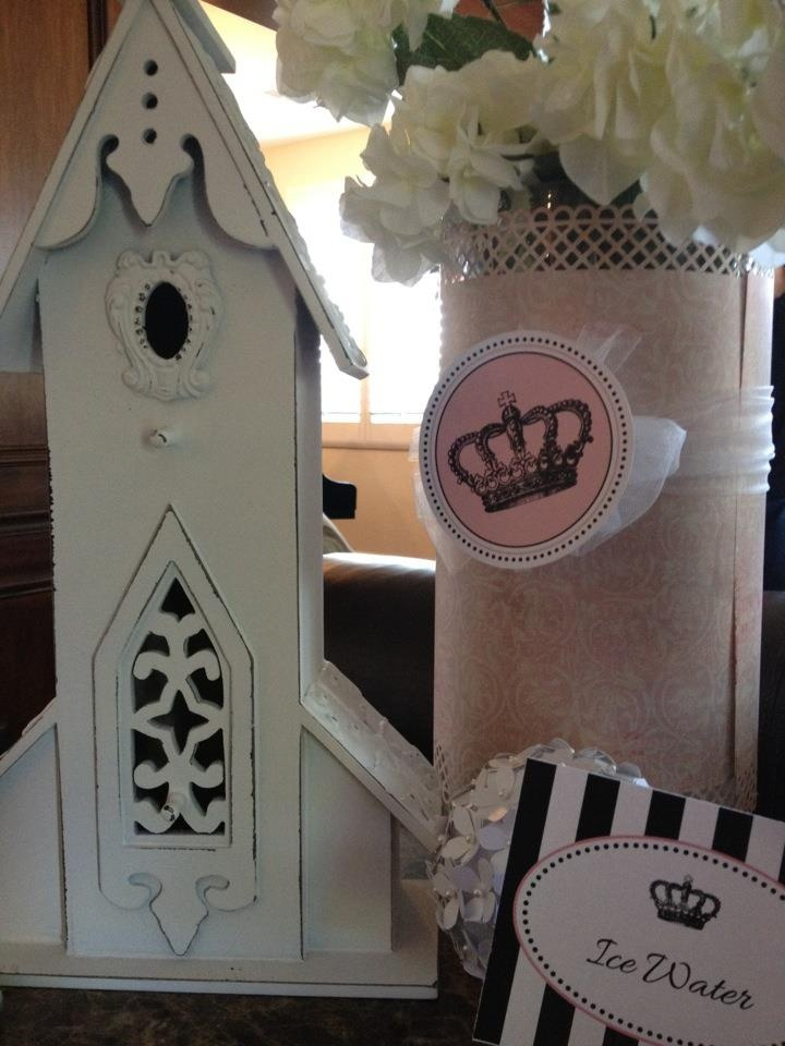 Princesses an Bird Houses....