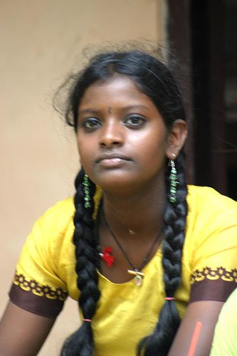 Dark Skin Indian Women - Page 19  Natural Beauty  Types -9057