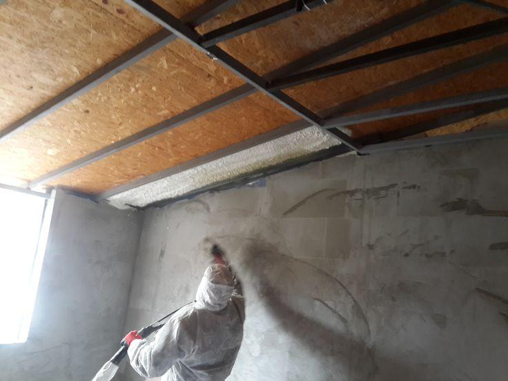 Poliüretan Çatı Yalıtımı