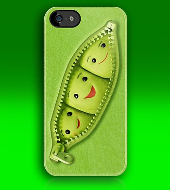 Toys Story Cute Little Green Bean Photograph apple iphone 5, iphone 4 4s, iPhone…