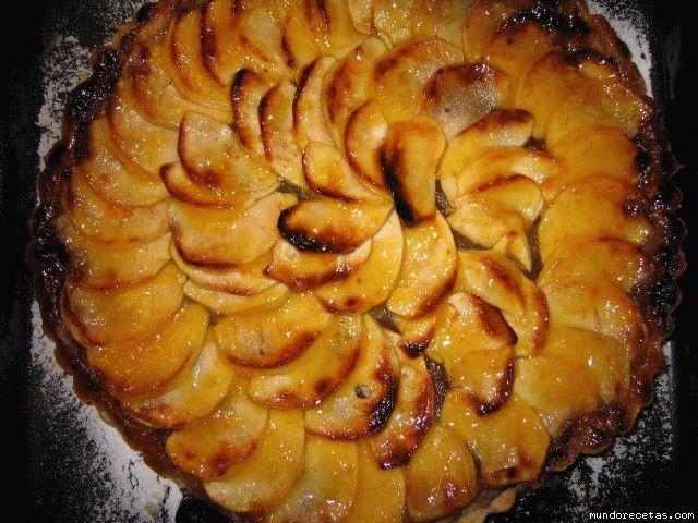 Receta de Tarta de manzana exquisita (Thermomix)