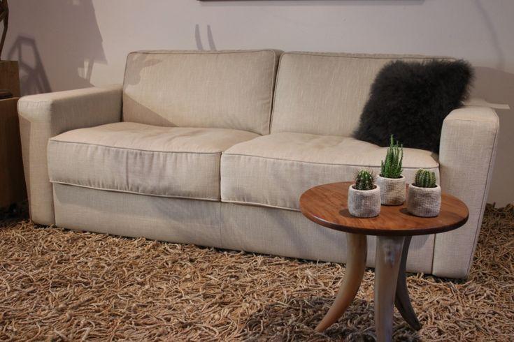 Slaapbank Shorter, geschikt voor dagelijks gebruik. Milano Bedding