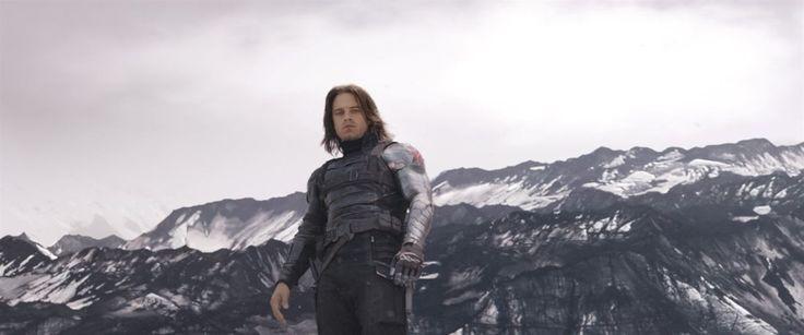 Captain America: Civil War : Photo Sebastian Stan