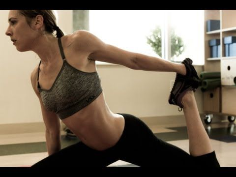 Fat Burning HIIT workout