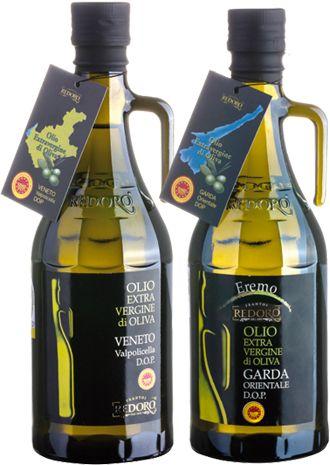 Olio extravergine oliva DOP Veneto e DOP Lago di Garda http://www.redoro.it/categoria-prodotto/olio-extravergine-oliva/d-o-p-it/