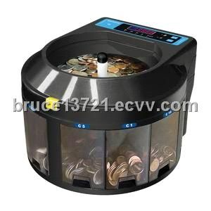 USD Electric Coin Counter (GB-850) - China USD coin counter and sorter, Guobang