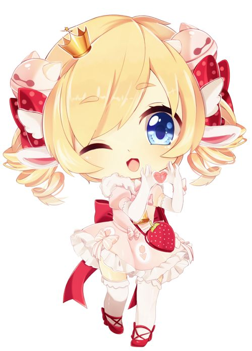 201 best Chibi Manga Girls images on Pinterest