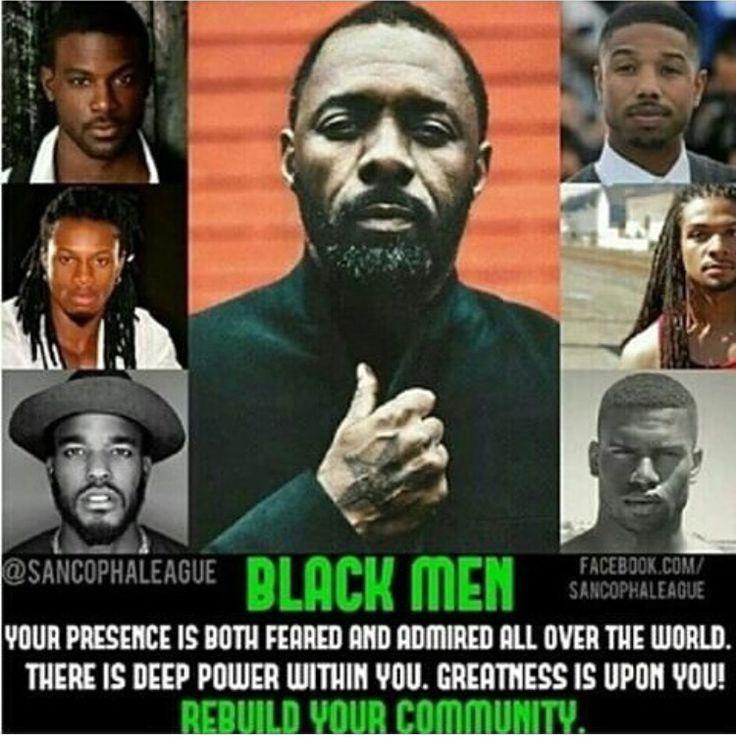 Dear Black Men,