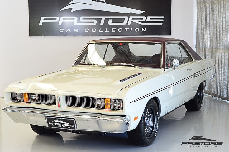 Dodge Charger R/T 1977 . Pastore Car Collection