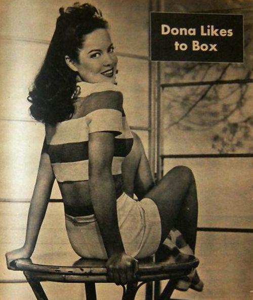 Dona Drake, 1941