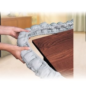 *Use For Around Marble In Front Of Fireplace* Safety 1st Expandable Table  Edge Bumper
