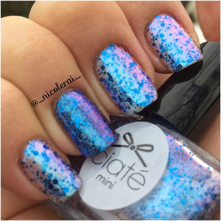 "Ciate London Nail Polish: Ciate London Nail Polish ""Risky Business"" #nails"