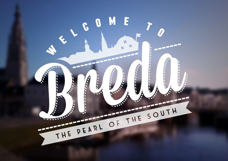 ode to my town // breda