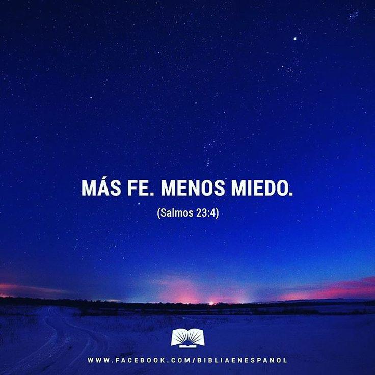Aunque pase por el más oscuro de los valles, no temeré peligro alguno, porque tú, Señor, estás conmigo; tu vara y tu bastón me inspiran confianza. - Salmos 23:4