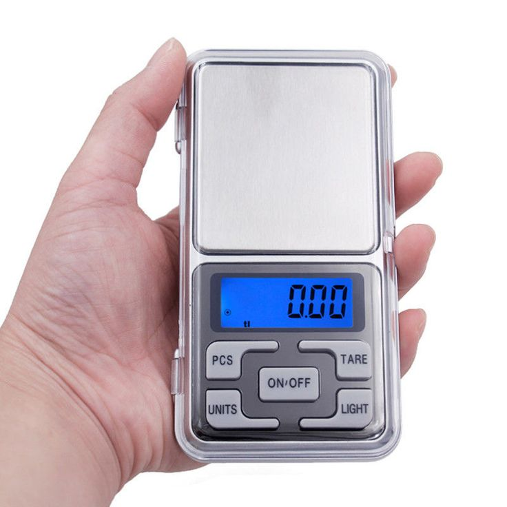 High Precision Jewelry Marijuana Weed Pot Weight Weigh Digital Pocket Scale Gram #Doesnotapply