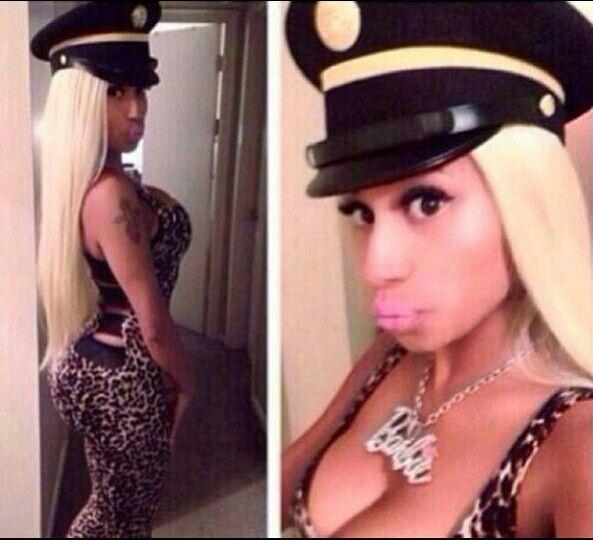 Nicki Minaj costume